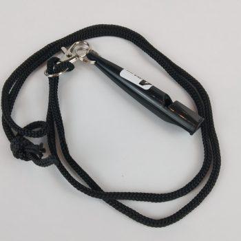 Gwizdek dla psa czarny GPC_1