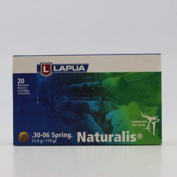 Amunicja kulowa LAPUA 30-06 Naturalis 11,0g 170,gr