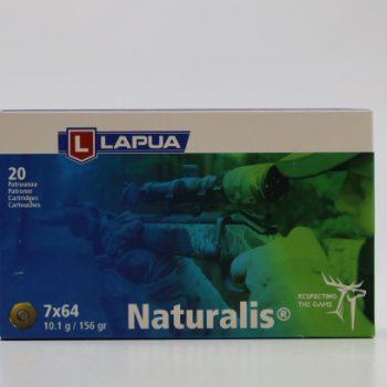 Amunicja kulowa LAPUA 7x64 Naturalis 10,1g 15,6 gr