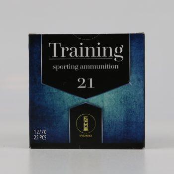 Amunicja śrutowa PIONKI 9/12/70 Training 21g SKEET