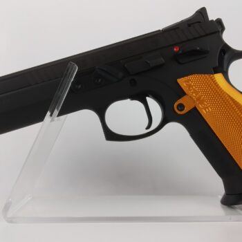 Pistolet CZ 75 TS Orange