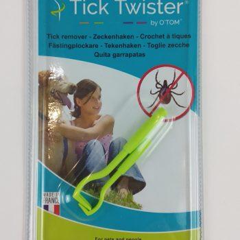 Urządzenie do wyciągania kleszczy Tick Twister O TOM