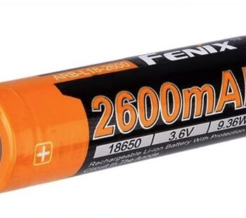fenix 18650 2600mAh